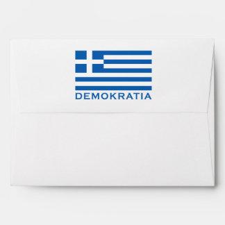 Demokratia Envelope