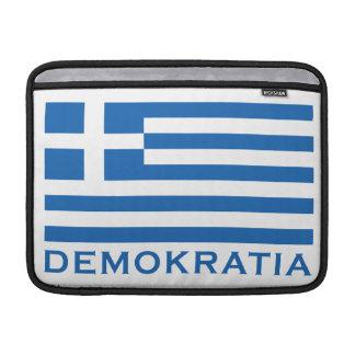 Demokratia MacBook Sleeve
