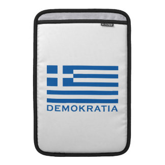 Demokratia Sleeve For MacBook Air
