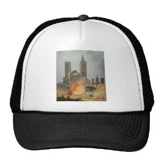Démolition de l'église Saint-Jean-en-Grève - Musée Trucker Hat