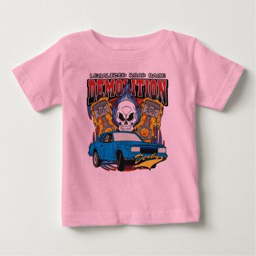 Demolition Derby Baby T-Shirt