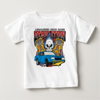 Demolition Derby Baby T-Shirt