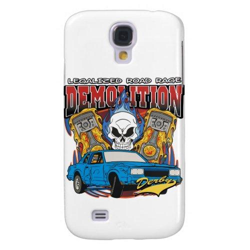 Demolition Derby Galaxy S4 Case