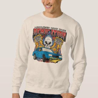Demolition Derby Pullover Sweatshirts