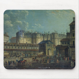Demolition of the Bastille in 1789 Mouse Pad