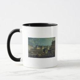 Demolition of the Bastille in 1789 Mug