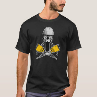 Demolition Skull T-Shirt