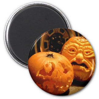 Demon and Fear III 2 Inch Round Magnet