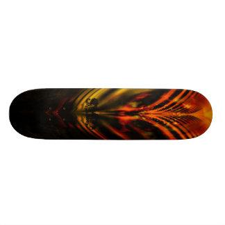 Demon Bird skateboard
