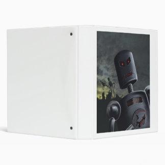 Demon Bots Binder