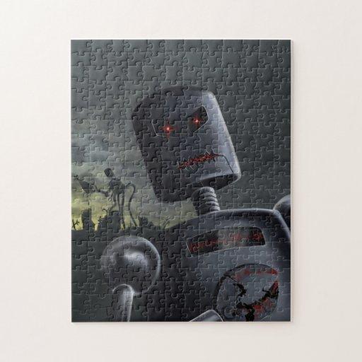 Demon Bots Puzzle