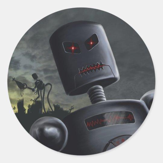 Demon Bots Sticker