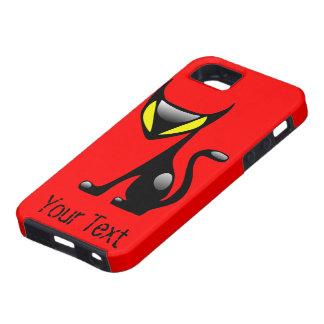 Demon Cat Tough iPhone4 case