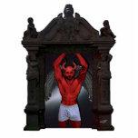 Demon Daddy Photo Sculpture