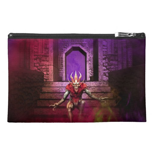 Demon Dance Travel Accessories Bags