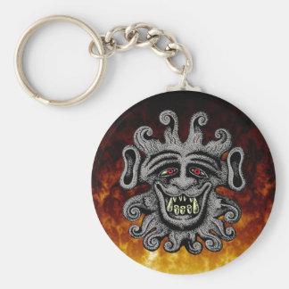 Demon Door Knocker Keychain