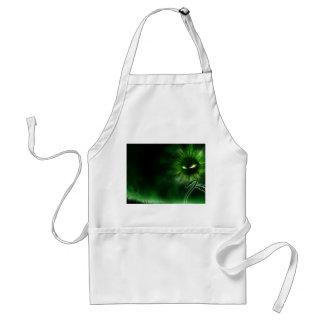 demon flower adult apron