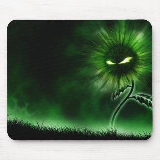 demon flower mouse pad