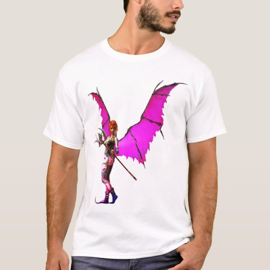 Demon FlowerFae T-Shirt
