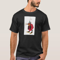 Demon from Garden of Earthly Delights. Hieronymous T-Shirt
