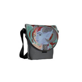Demon Gaze Messenger Bag