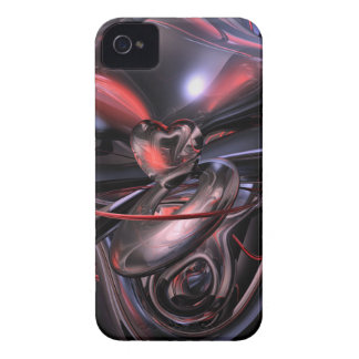 Demon Heart Abstract Blackberry Bold Case