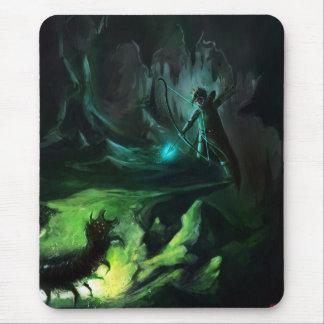 Demon Hunter Mouse Pad