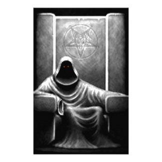 Demon Hunter Stationery