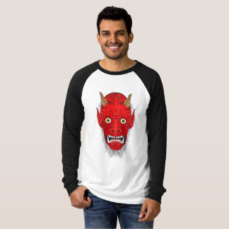 Demon Illustration T-Shirt