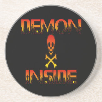 Demon Inside Coasters