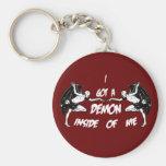 Demon Inside II Key Chain