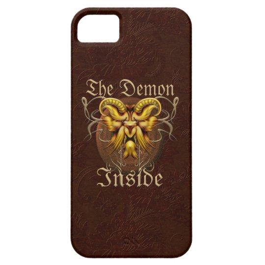Demon Inside iPhone SE/5/5s Case