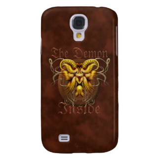 Demon Inside Samsung Galaxy S4 Covers