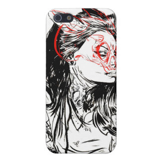 DEMON iPhone SE/5/5s COVER