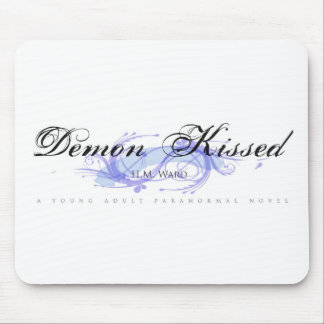 Demon Kissed iPad Case Mouse Pad