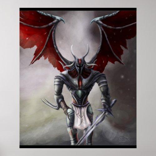 Demon Knight print