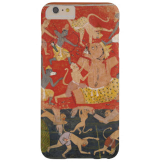 Demon Kumbhakarna Defeated by Rama and Lakshmana Barely There iPhone 6 Plus Case