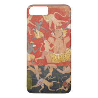 Demon Kumbhakarna Defeated by Rama and Lakshmana iPhone 8 Plus/7 Plus Case