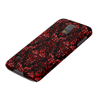 Demon Lord Blood Pattern Galaxy S5 Covers
