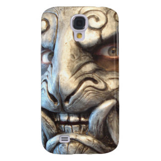 Demon mask case galaxy s4 covers