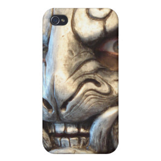 Demon mask case cases for iPhone 4