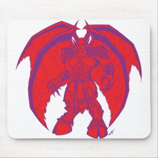 Demon! Mouse Pad