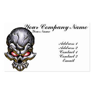 Demon of Night Business Card