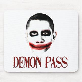 Demon Pass - Anti ObamaCare Mouse Pad