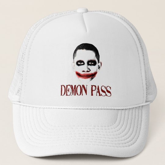Demon Pass - Anti ObamaCare Trucker Hat