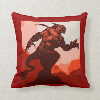 Demon Pillow