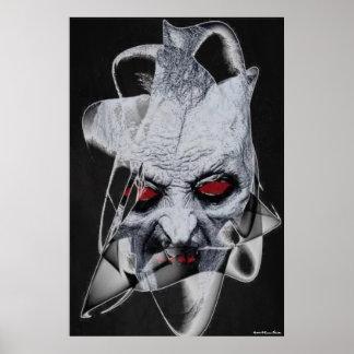 Demon Print