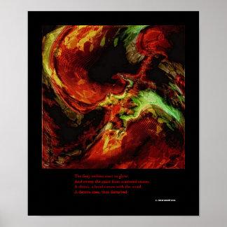 demon rising poster