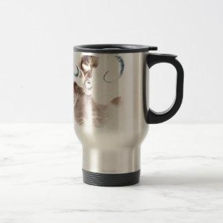Demon Scream Travel Mug
