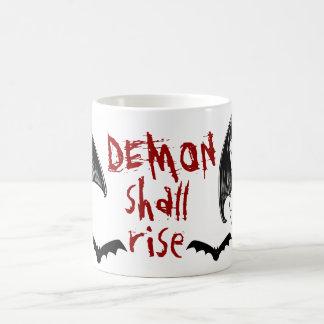 DEMON shall rise Coffee Mug